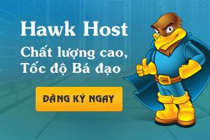 Khuyến mãi lớn hosting