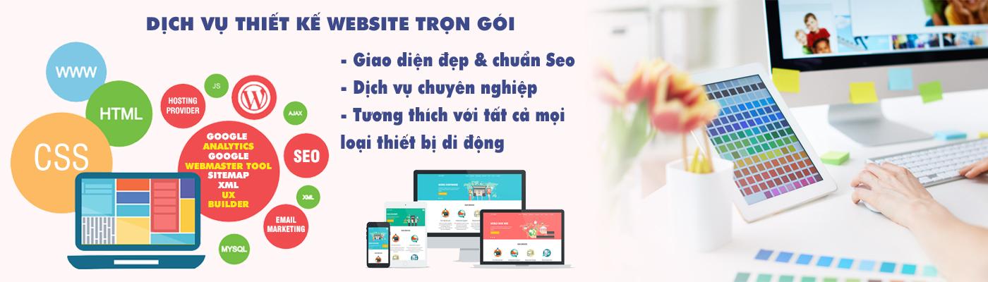thiết kế web giá rẽ