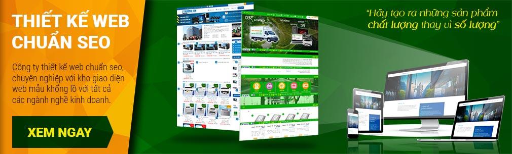 Quảng cáo thiết kế web giá rẽ 2