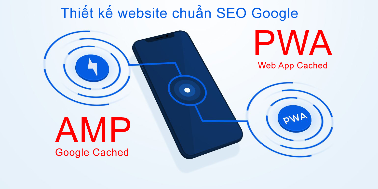so sánh PWA vs AMP